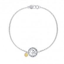 Tacori Sterling Silver Love Letters Women's Bracelet - SB197ESB