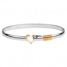 Caribbean Hook White Titanium  Hook Bracelet