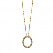 Jewelmi Custom 14k Yellow Gold Diamond Pendant