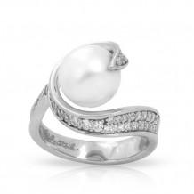 Belle Etoile Alanna White Ring