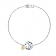 Tacori Sterling Silver Love Letters Women's Bracelet - SB197LSB