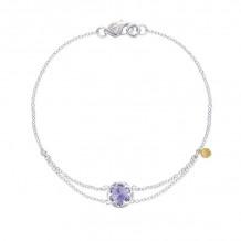 Tacori Sterling Silver Sonoma Skies Gemstone Women's Bracelet - SB20001