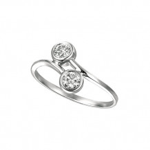 Jewelmi Custom 14k White Gold Diamond Ring