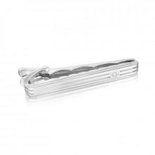 Tacori Sterling Silver Monterey Roadster Men's Tie Bar - MTB109